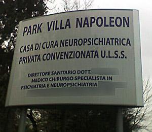 clinica psichiatrica