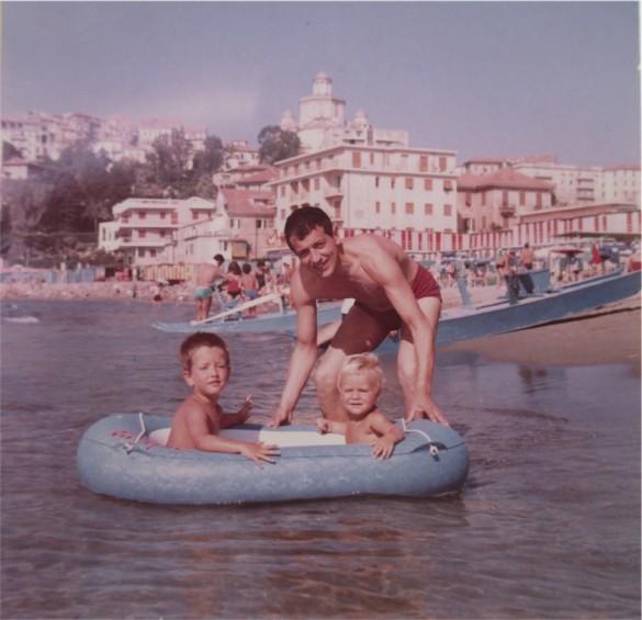 bernardo, marco e andrea garibaldi 1967