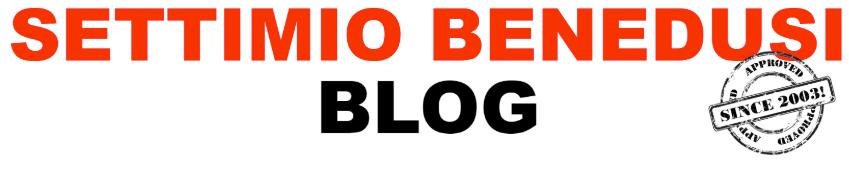 Settimio Benedusi Blog